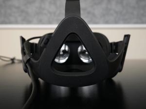 Oculus Rift head brace