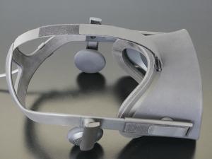 Oculus Rift CV1 side view