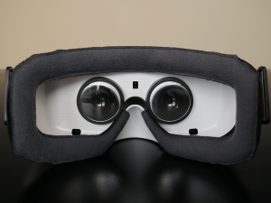 Samsung Gear VR inside view